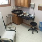 dental office tenant finish